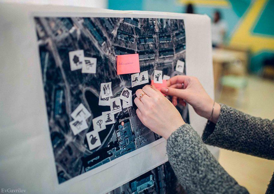 Проектный семинар по созданию функциональных формул 6 городских парков [Смоленская область]